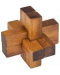 Мини логически пъзел Professor Puzzle – Da Vinci Cross
