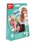 Tворчески комплект APLI - Направи си сам балерина