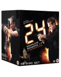 24: Seasons 1-7 and Redemption (DVD) - 48 disc set