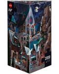 Пъзел Heye от 2000 части - Замъкът на ужаса, Жан-Жак Луп