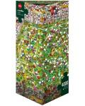 Пъзел Heye от 4000 части - Щурата световна купа, Мордильо