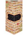 Пъзел Heye от 4000 части - Историята на света в усмивки Част 1, Марино Дегано