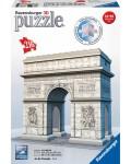 3D пъзел Ravensburger от 216 части - Триумфалната арка