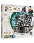 3D Пъзел Wrebbit от 395 части - Хари Потър, Хогсмейд