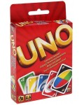 Карти за игра на български - UNO