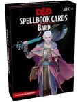 Допълнение към ролева игра Dungeons & Dragons - Spellbook Cards: Bard