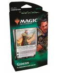 Magic The Gathering - War of the Spark Gideon Planeswalker Deck
