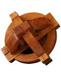 Логически пъзел Professor Puzzle – Глобусът на Галилей
