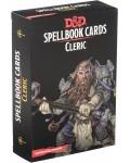 Допълнение към ролева игра Dungeons & Dragons - Spellbook Cards: Cleric