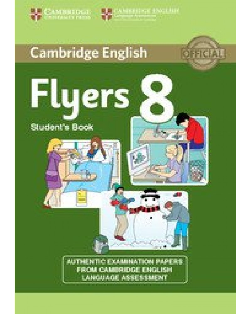 Cambridge Young Learners English Flyers 8 Student's Book