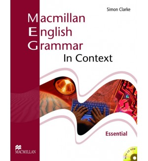 Macmillan English Grammar In Context + CD-ROM - Essential Level