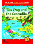 Frog and the crocodile