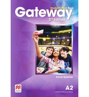 Gateway A2 for Bulgaria Учебник
