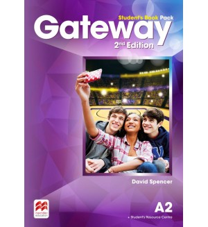 Gateway 2nd edition A2 Учебник