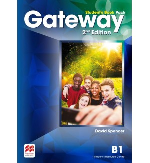 Gateway 2nd edition B1 Учебник