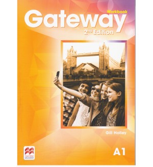 Gateway A1 for Bulgaria Тетрадка