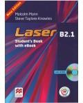 Laser B2.1 3rd edition for Bulgaria Учебник