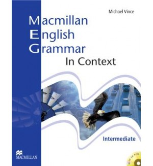 Macmillan English Grammar In Contex+CD ROM - intermediate Level