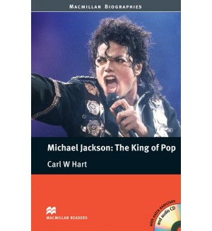 Michael Jackson: King of pop + CD