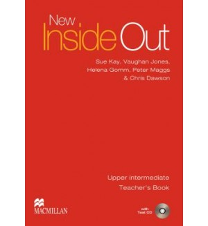 New Inside Out Upper-Intermediate Книга за учителя