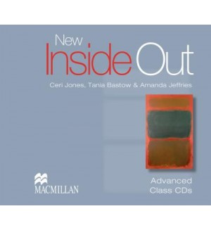 New Inside Out Advanced audio CD