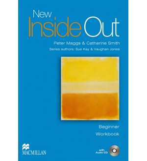 New Inside Out Beginner Тетрадка