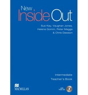 New Inside Out Intermediate  Книга на Учителя