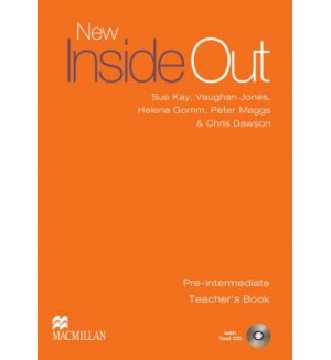 New Inside Out Pre- Intermediate  Книга на Учителя