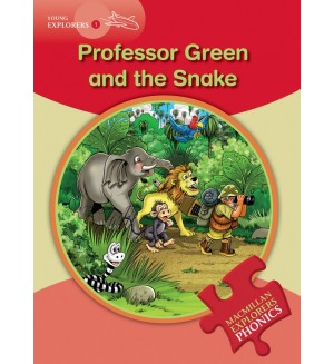 Professor Green and the Snake