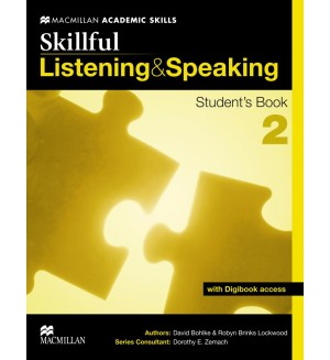 Skillful 2 Listening and Speaking Учебник