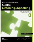 Skillful 3 Listening and Speaking Учебник
