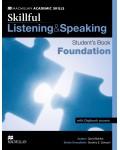 Skillful Foundation Listening and Speaking Учебник
