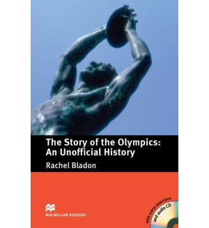 Story of the Olympics: An unofficial history + CD