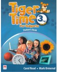 Tiger Time for Bulgaria for the 3-rd grade Учебник