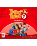 Tiger Time 1 Audio CD