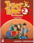 Tiger Time for Bulgaria for the 2-nd grade Учебник