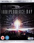 Independence Day 4K (Blu Ray)