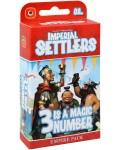 Разширение за игра с карти Imperial Settlers: 3 Is A Magic Number - Empire Pack