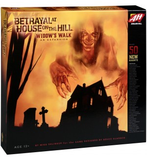 Betrayal at House on the Hill (2nd Edition): Widow's Walk