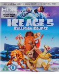 Ice Age 5: Collision Course 4K (Blu Ray)