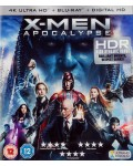 X-Men: Apocalypse 4K (Blu Ray)