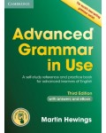 Advanced Grammar in Use with answers and eBook (3th Edition)