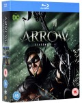 Arrow Season 1-4 (Blu-Ray)