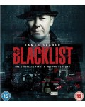 Blacklist The Complete Seasons 1&2 (Blu-Ray)