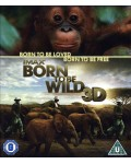IMAX: Born To Be Wild 3D + 2D (Blu-Ray)