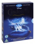 Cinderella 1,2 & 3 Box Set (Blu-Ray)