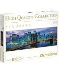 Панорамен пъзел Clementoni от 1000 части - Ню Йорк