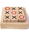 Дървена игра Bigjigs - Мини морски шах