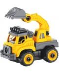 Детска играчка Buki - Камион с радиоуправление и отвертка