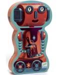 Детски пъзел Djeco - Робот, 36 части